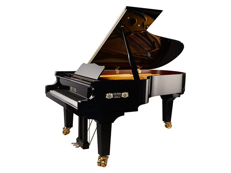 专业演奏大型三角钢琴 GBT217BB