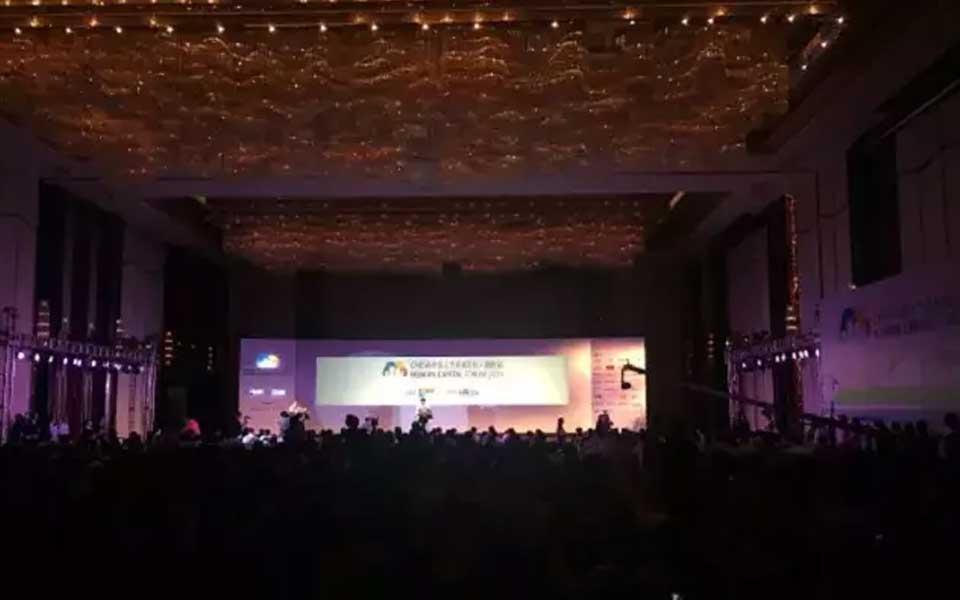 博斯纳钢琴助阵2015中国人资论坛峰会