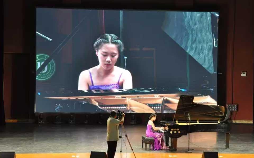 博斯纳之夜——第四届巴斯蒂安国际钢琴大赛烟台赛区汇报音乐会精彩上演