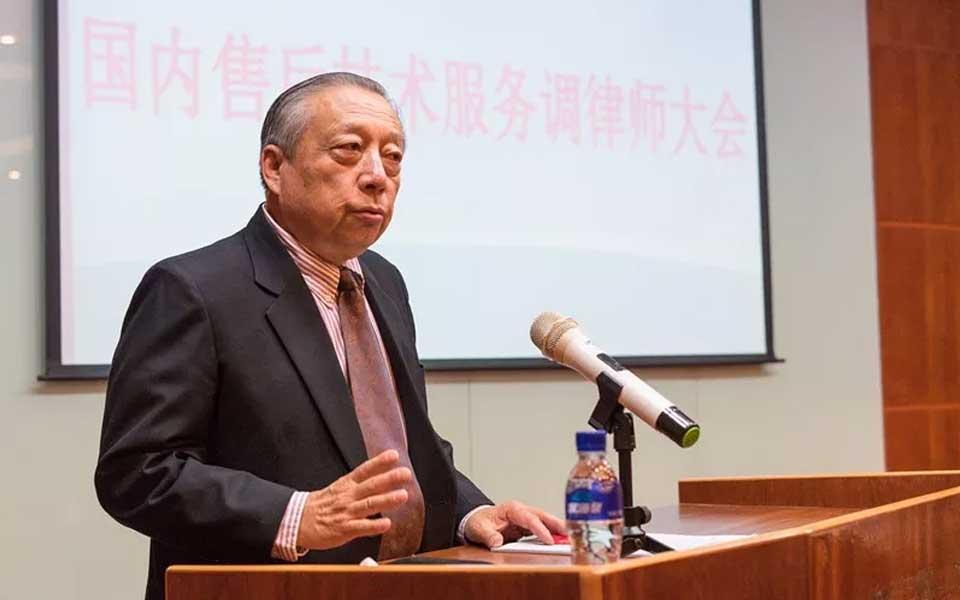 总裁孙强先生在博斯纳钢琴国内技术服务调律师大会上的欢迎辞